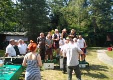 Mistrzostwa Kół Łowieckich Okręgu Rzeszowskiego 26.06.2016