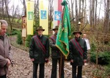 Msza Huberowska i poświęcenie kapliczki Św. Huberta 30-10-2016 (1)
