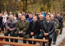 Msza Huberowska i poświęcenie kapliczki Św. Huberta 30-10-2016 (11)