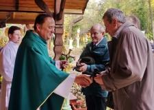 Msza Huberowska i poświęcenie kapliczki Św. Huberta 30-10-2016 (15)