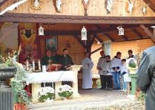 Msza Huberowska i poświęcenie kapliczki Św. Huberta 30-10-2016 (22)
