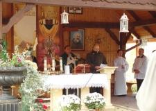 Msza Huberowska i poświęcenie kapliczki Św. Huberta 30-10-2016 (23)