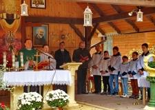 Msza Huberowska i poświęcenie kapliczki Św. Huberta 30-10-2016 (26)