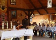 Msza Huberowska i poświęcenie kapliczki Św. Huberta 30-10-2016 (27)