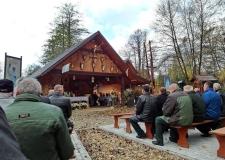 Msza Huberowska i poświęcenie kapliczki Św. Huberta 30-10-2016 (28)