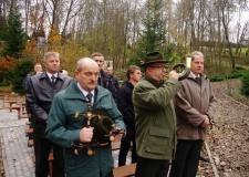 Msza Huberowska i poświęcenie kapliczki Św. Huberta 30-10-2016 (3)