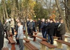 Msza Huberowska i poświęcenie kapliczki Św. Huberta 30-10-2016 (30)