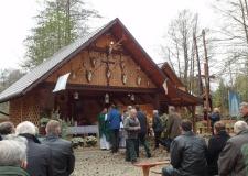 Msza Huberowska i poświęcenie kapliczki Św. Huberta 30-10-2016 (32)