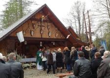 Msza Huberowska i poświęcenie kapliczki Św. Huberta 30-10-2016 (33)