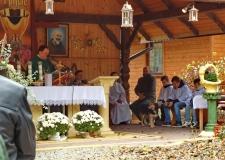 Msza Huberowska i poświęcenie kapliczki Św. Huberta 30-10-2016 (34)