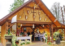 Msza Huberowska i poświęcenie kapliczki Św. Huberta 30-10-2016 (4)