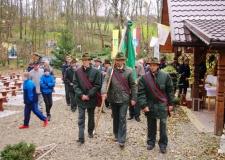Msza Huberowska i poświęcenie kapliczki Św. Huberta 30-10-2016 (42)