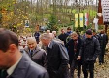 Msza Huberowska i poświęcenie kapliczki Św. Huberta 30-10-2016 (45)