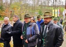 Msza Huberowska i poświęcenie kapliczki Św. Huberta 30-10-2016 (47)