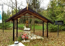 Msza Huberowska i poświęcenie kapliczki Św. Huberta 30-10-2016 (49)