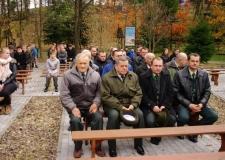 Msza Huberowska i poświęcenie kapliczki Św. Huberta 30-10-2016 (5)