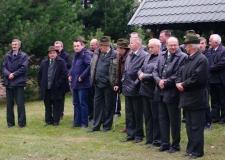 Msza Huberowska i poświęcenie kapliczki Św. Huberta 30-10-2016 (51)