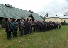 Msza Huberowska i poświęcenie kapliczki Św. Huberta 30-10-2016 (56)