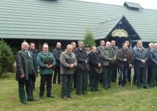 Msza Huberowska i poświęcenie kapliczki Św. Huberta 30-10-2016 (57)