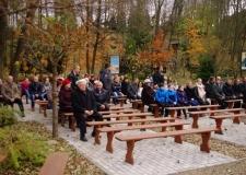 Msza Huberowska i poświęcenie kapliczki Św. Huberta 30-10-2016 (6)