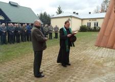 Msza Huberowska i poświęcenie kapliczki Św. Huberta 30-10-2016 (61)