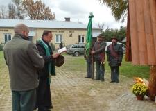 Msza Huberowska i poświęcenie kapliczki Św. Huberta 30-10-2016 (62)