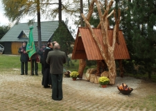 Msza Huberowska i poświęcenie kapliczki Św. Huberta 30-10-2016 (63)