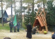 Msza Huberowska i poświęcenie kapliczki Św. Huberta 30-10-2016 (64)