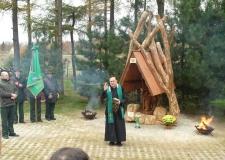 Msza Huberowska i poświęcenie kapliczki Św. Huberta 30-10-2016 (65)