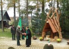Msza Huberowska i poświęcenie kapliczki Św. Huberta 30-10-2016 (66)