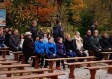 Msza Huberowska i poświęcenie kapliczki Św. Huberta 30-10-2016 (7)