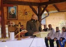 Msza Huberowska i poświęcenie kapliczki Św. Huberta 30-10-2016 (9)