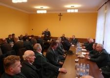 Msza Huberowska i poświęcenie kapliczki Św. Huberta 30-10-2016 (95)