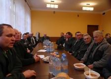 Msza Huberowska i poświęcenie kapliczki Św. Huberta 30-10-2016 (97)