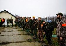 Polowanie Nowa Wieś 19-12-2015