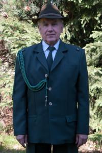 Kol. Banaś Kazimierz - Członek PZŁ od 1981r. Odznaczony BMZŁ