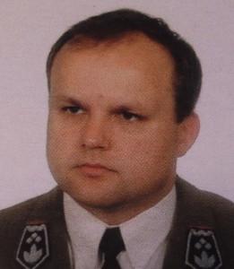Kol. Gałuszka Jacek - Członek PZŁ od 1993r.