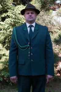 Kol. Walków Dariusz - Członek PZŁ od 2010r.